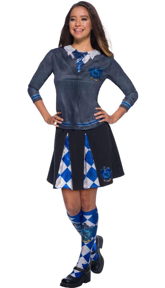 4ca69611b Women s Printed Ravenclaw Harry Potter Costume Shirt Main Image