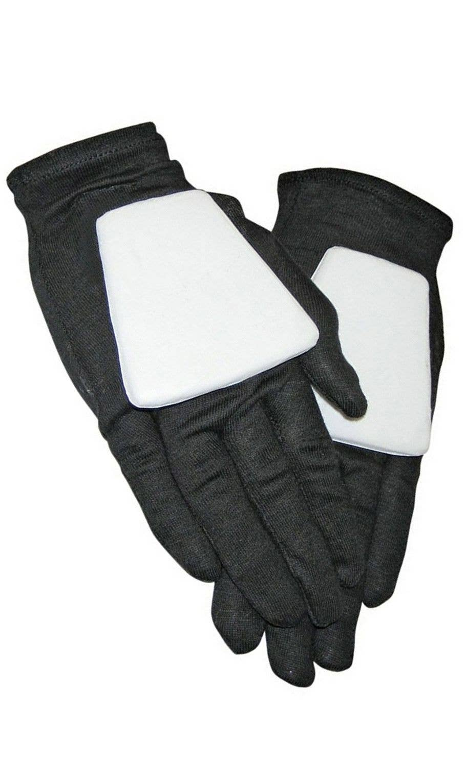 Black And White Clone Troopers Gloves Clone Troopers Costume Gloves