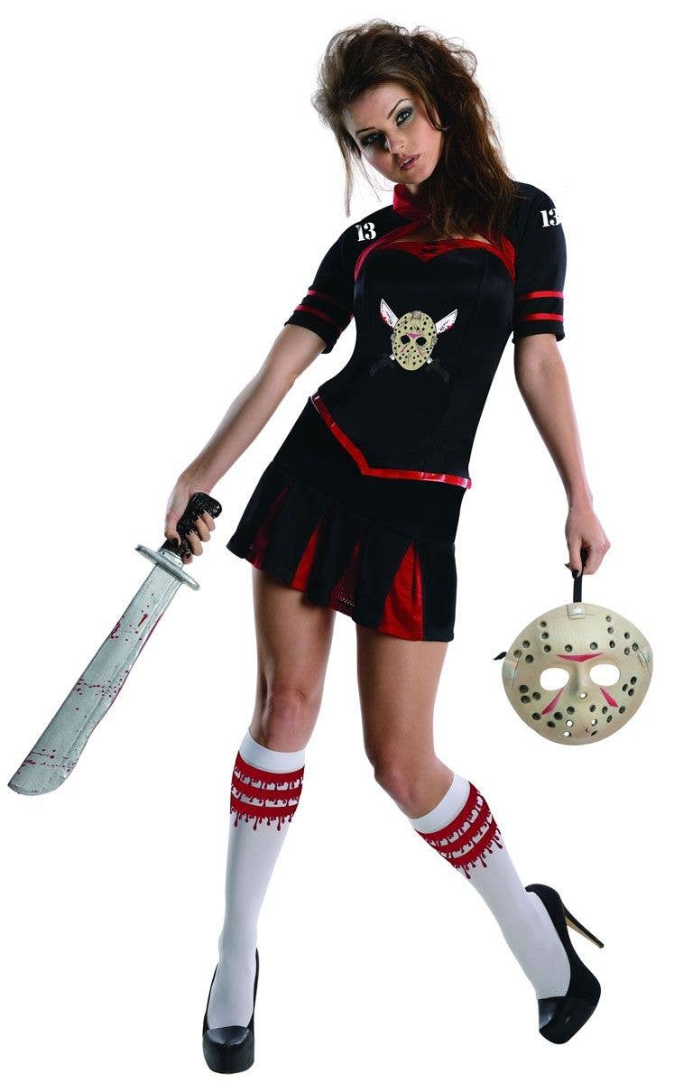 jason voorhees women's costume | friday the 13th halloween costume