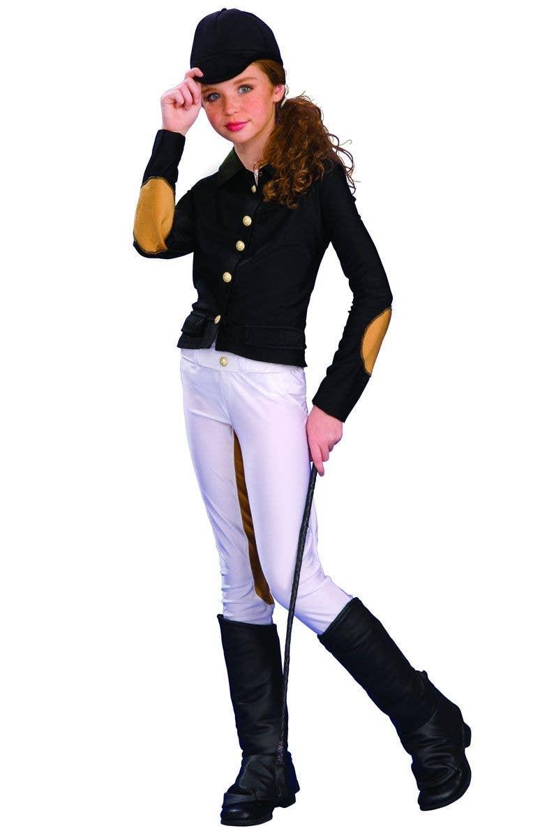 Horse Riding Girls Costume Equestrian Kids Book Week Costume