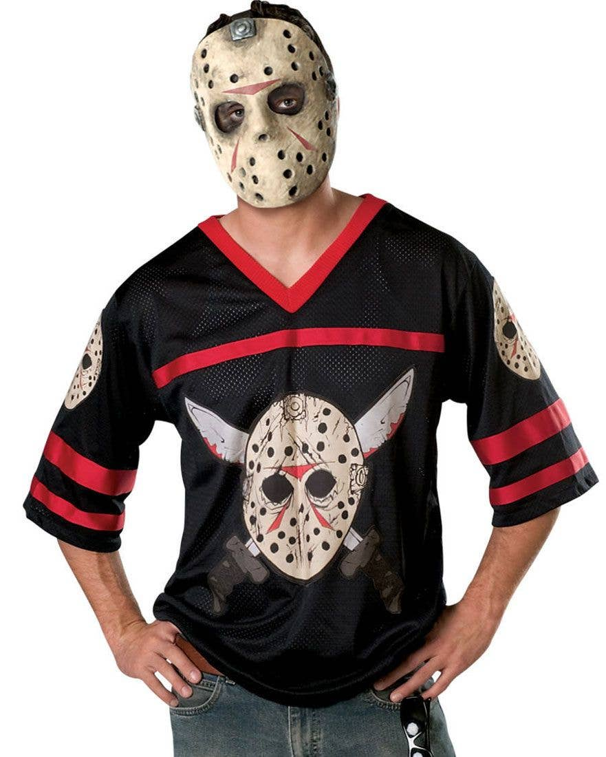 Halloween Costume Jason Friday 13th.Friday The 13th Jason Halloween Costume