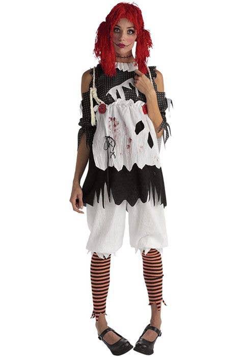 Raggedy Ann Womens Halloween Costume Costumes & Accessories