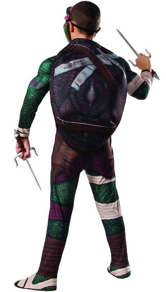 93c550ecacb Teenage Mutant Ninja Turtles - Raphael Boys Costume