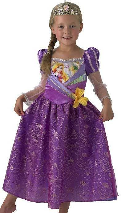4fbe21a70 Rapunzel Girls Costume   Disney Princess Rapunzel Kids Costume