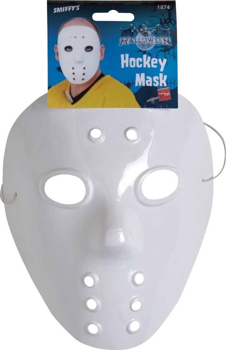 jason voorhees white hockey mask | hockey mask costume accessory
