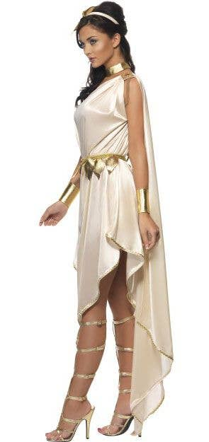 more views of womens roman goddess costume