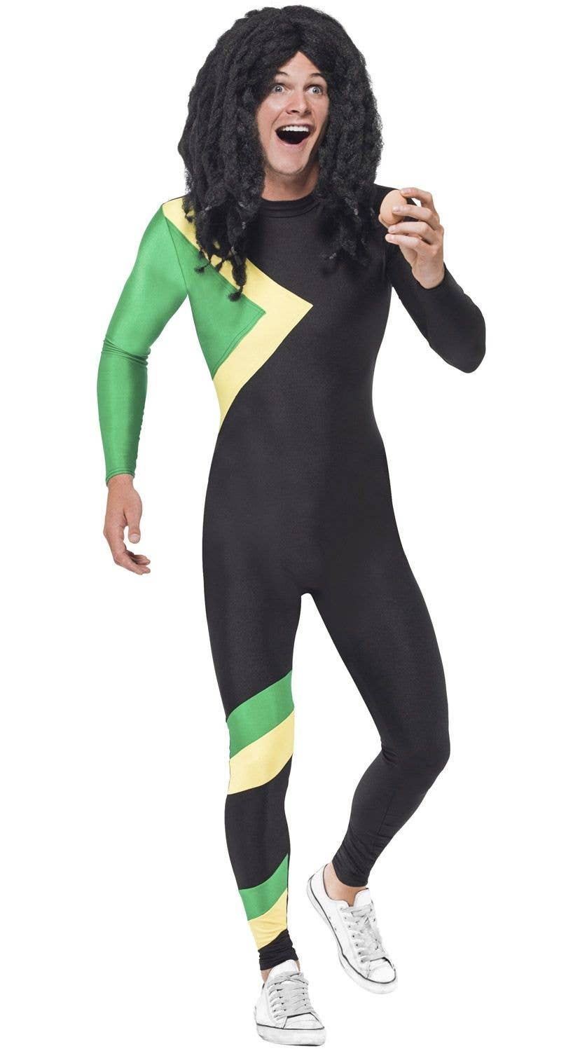 425a90a6dee Cool Runnings Jamaican Bobsled Team Costume