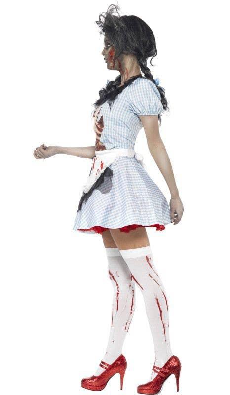 Women S Dorothy Zombie Costume Women S Halloween