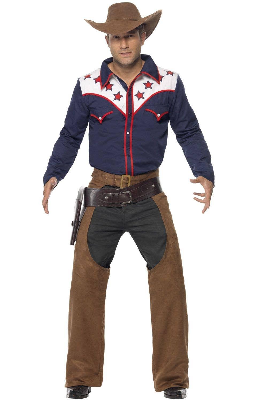 d16ac0d7089 Western Rodeo Men's Cowboy Costume