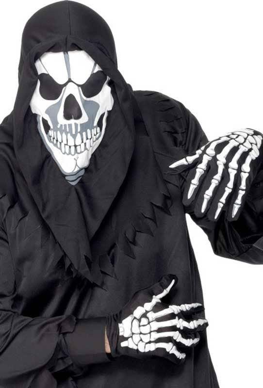 Skeleton Outfit Halloween.Spooky Skeleton Costume Kit