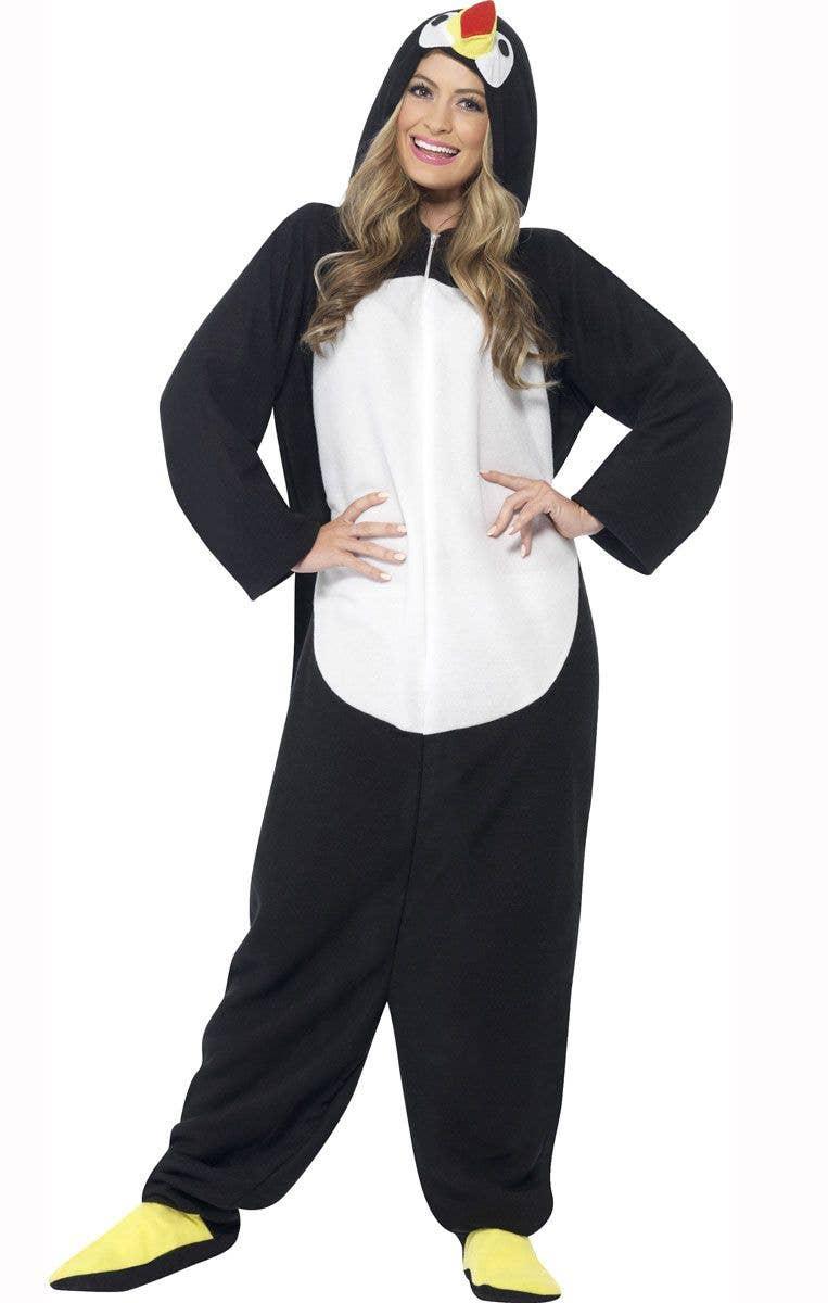 Happy Feet Men s Penguin Costume Alternative Image 49198cdc2f52