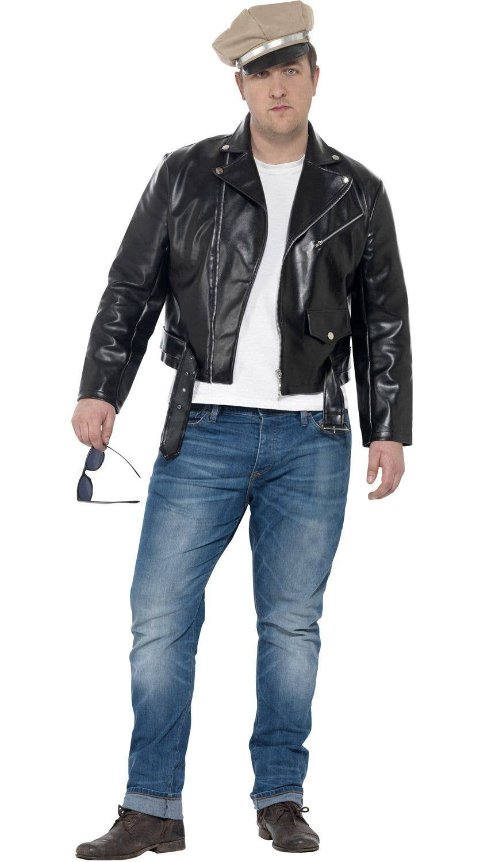 ef8a85a39536 Men s James Dean Plus Size Costume