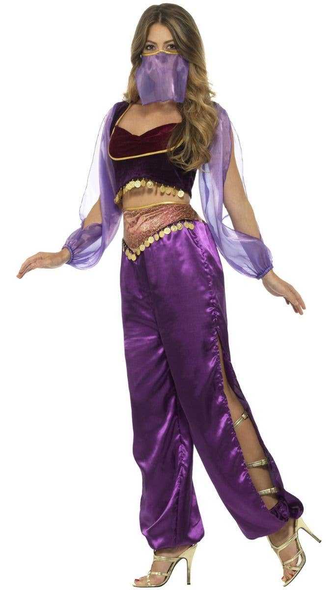 4ca5cbcc0718 Sexy Women's Arabian Princess Costume | International Fancy Dress