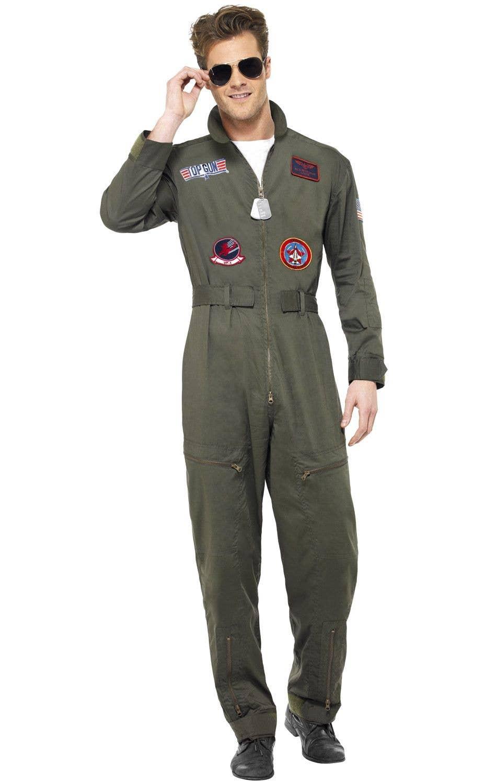 Movie review: 'Top Gun 3-D' - NY Daily News  Top Gun Mens Outfit