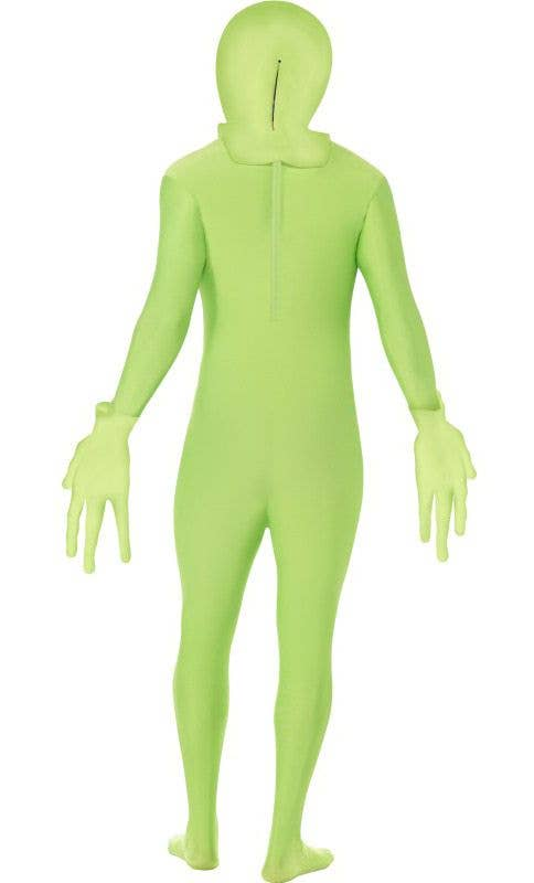 9a0aa0142 Alien Halloween Costume | Men's Second Skin Green Alien Costume