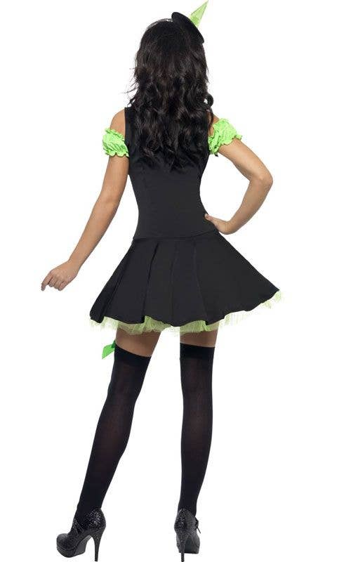 3bc9267765c12 Women's Green Witch Costume | Sexy Witch Women's Halloween Costume