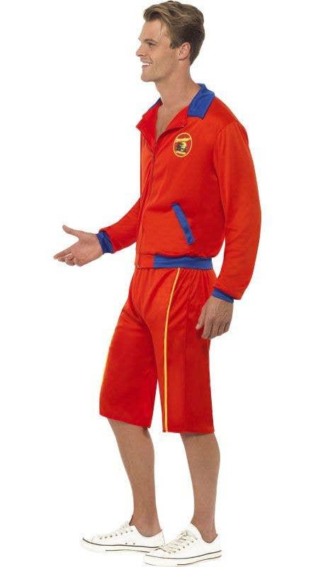 Funny lifeguard halloween costume