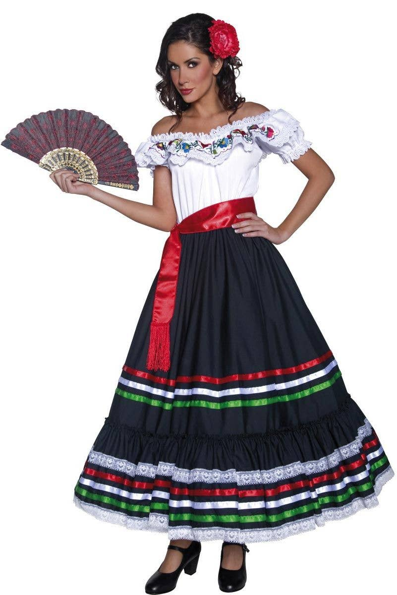 da08c3085 Mexican Senorita Women s Costume