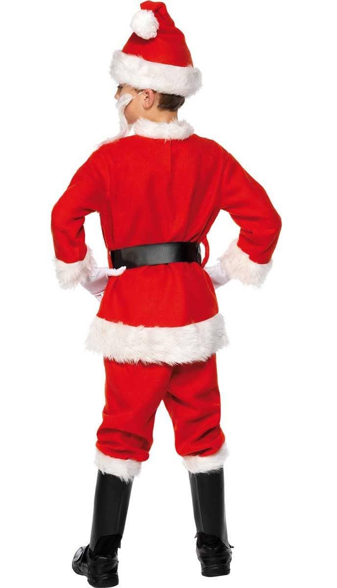 Children S Santa Claus Costume Kid S Christmas Santa