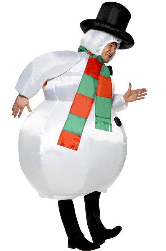d1dbd49a7204a More Views of Frosty the Snowman Costume