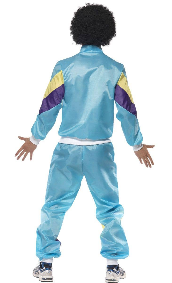 1980s Track Suit Mens Costume 1980s Mens Funny Tracksuit Costume