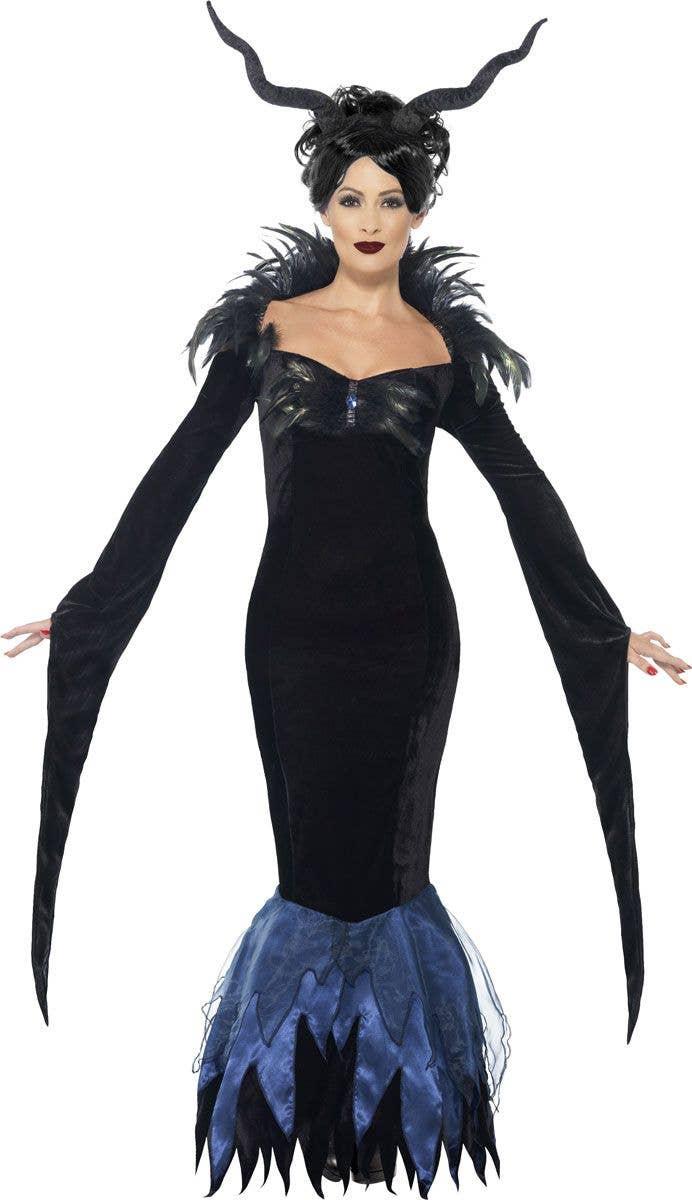 Lady Raven Women S Maleficent Costume