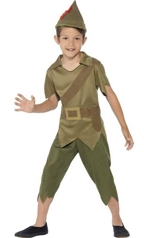 Robin Hood Boys Book Week Costume