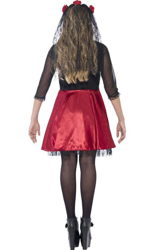 ced85a9d45f Day of the Dead Diva Teen Girls Costume