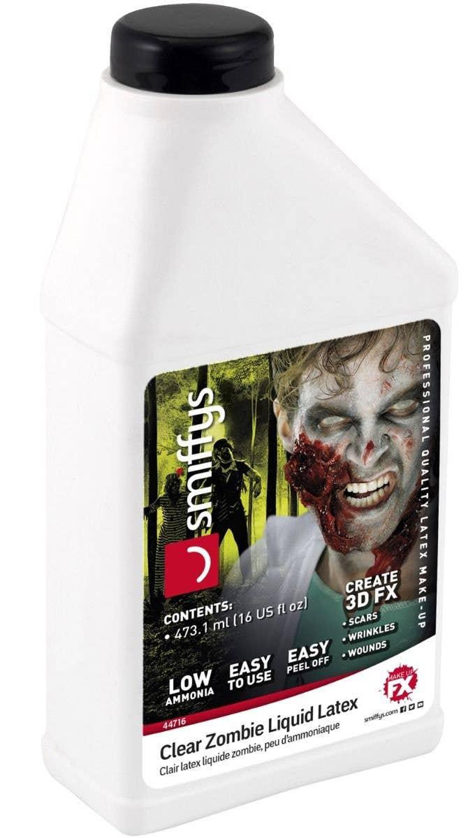 clear low ammonia liquid latex | halloween liquid latex