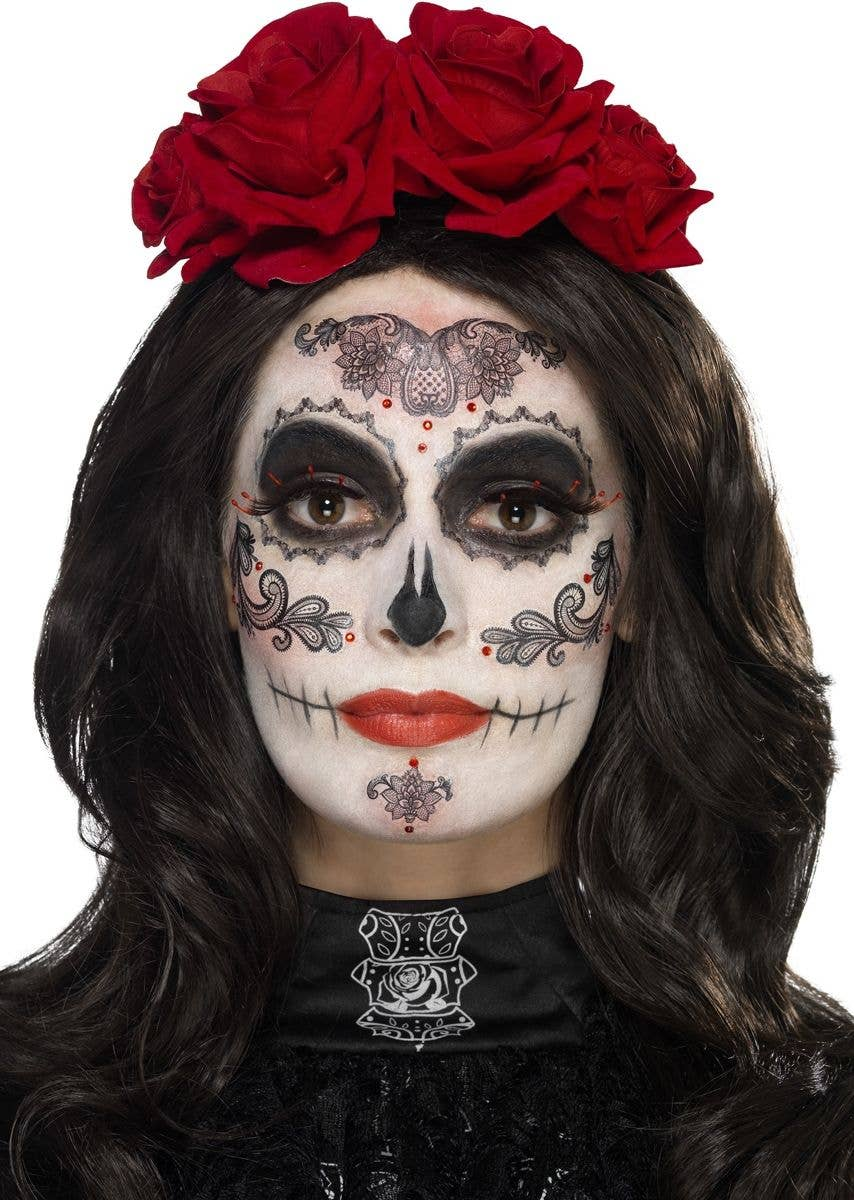 Mexican Halloween Day Of The Dead