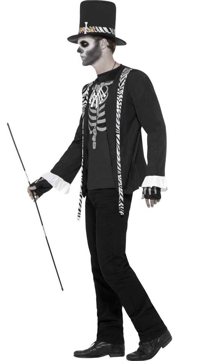 witch doctor halloween costume | african voodoo men's costume