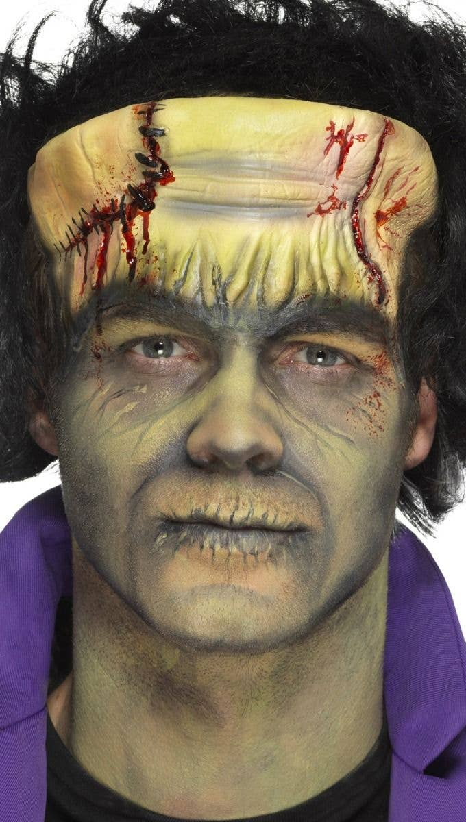 026d1f14c1f Halloween Adult s Monster Frankenstein Horror Prosthetic Costume Accessory  Main Image