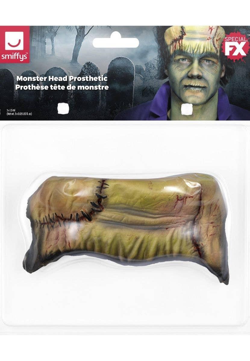 0514025b811 Halloween Adult s Monster Frankenstein Horror Prosthetic Costume Accessory  Packaging Image