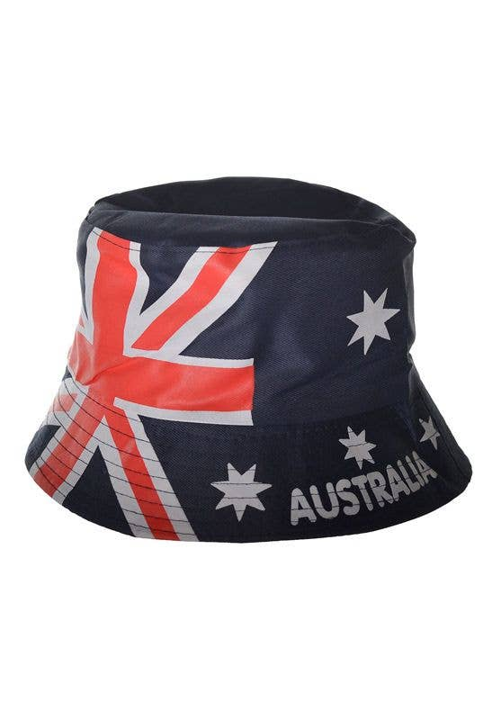 More Views of Australian Flag Bucket Hat 67303e0c9cf
