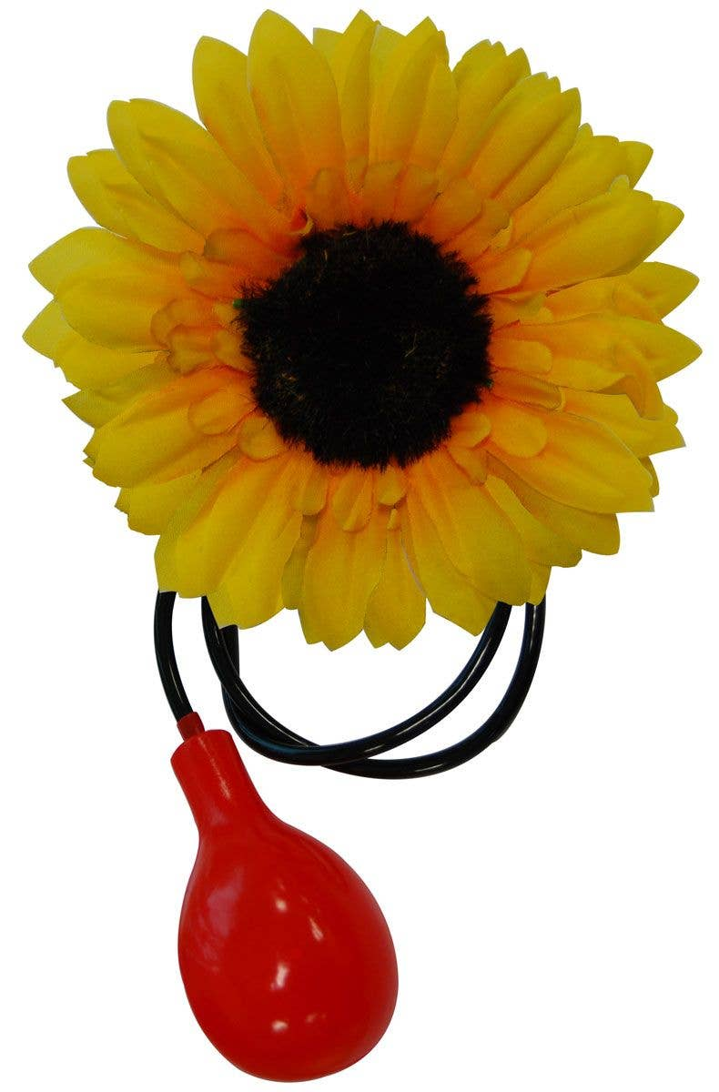 Water Squirting Flower Trick Accessory Novelty Clown