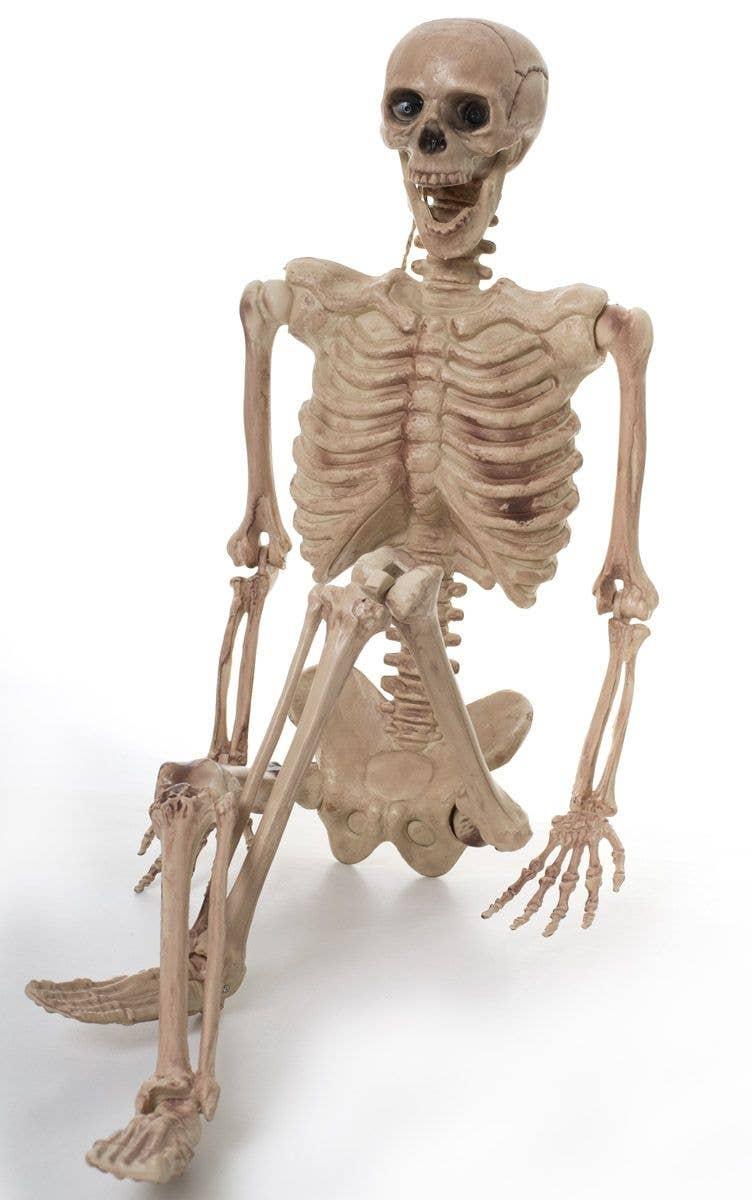 life size skeleton halloween prop | hanging skeleton decoration