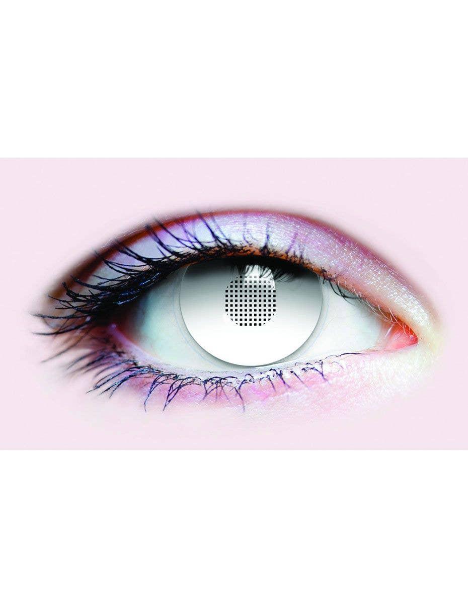 70e05d0e88 White Contact Lenses | Subzero Novelty White Contact Lenses