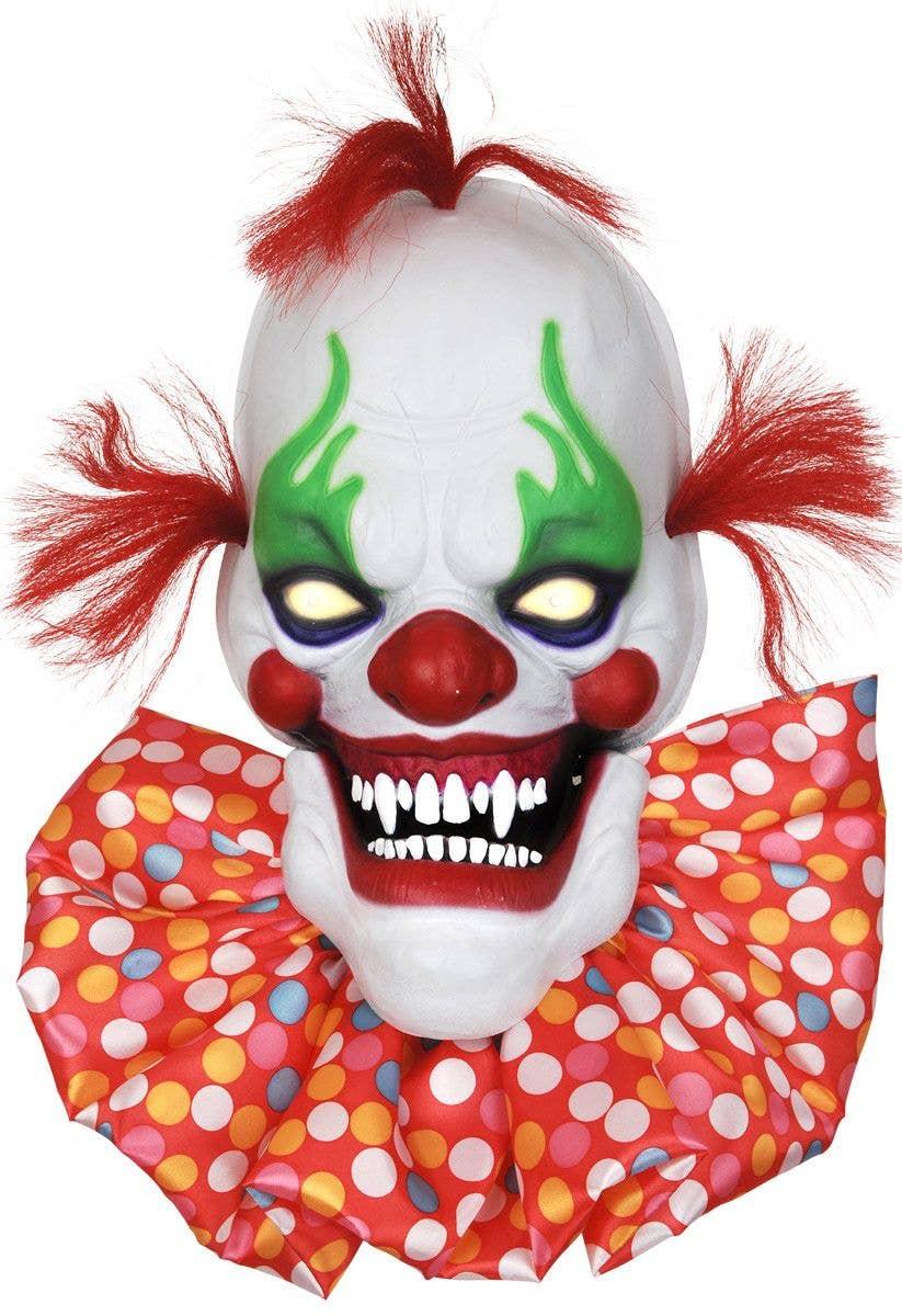 Creepy Clown Halloween Decorations.Emmett Talking Creepy Clown Decoration