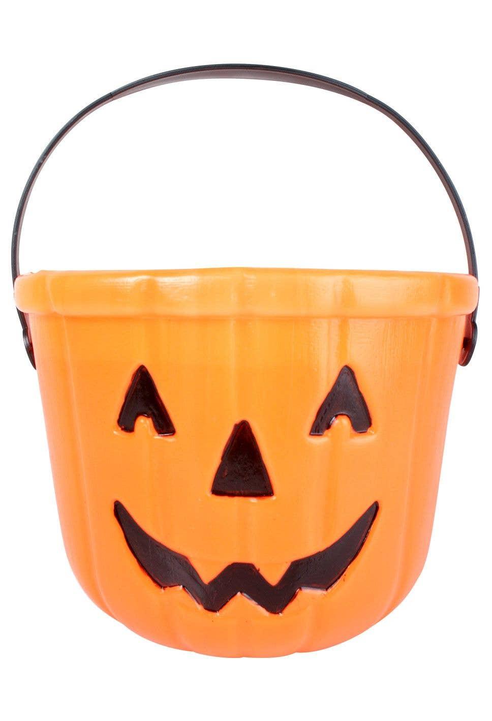 762984ff118 Jack O Lantern Trick Or Treat Bucket