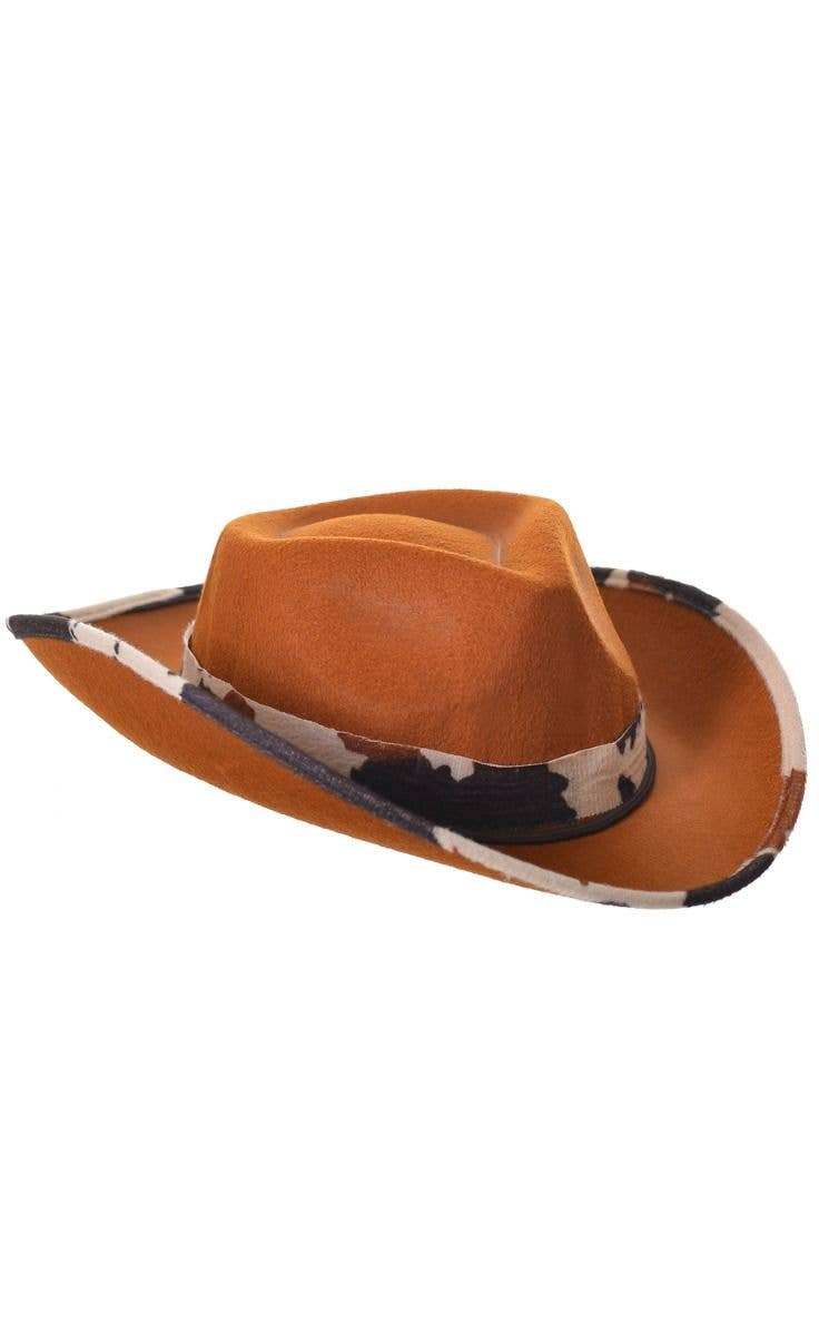 Brown Cowboy Stetson Costume Hat Accessory 129a457c908