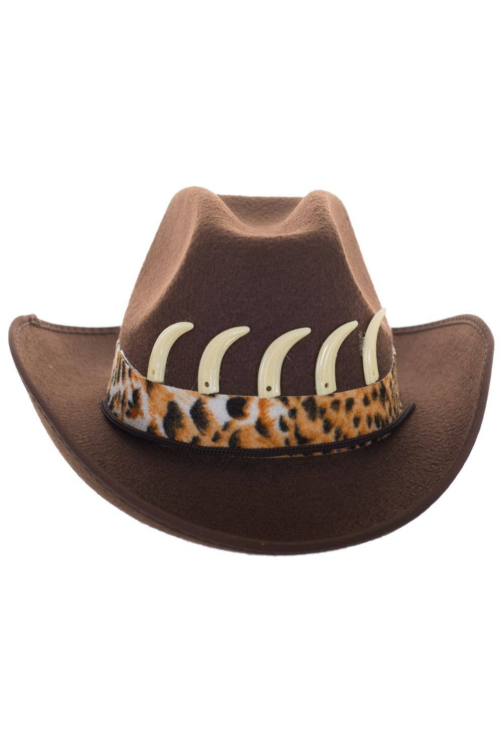 dac35e86c25 Adult s Brown Crocodile Dundee Outback Hunter Hat View 1
