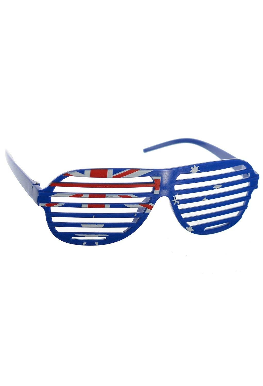 e627364f9f8 Australian Flag Novelty Shutter Glasses