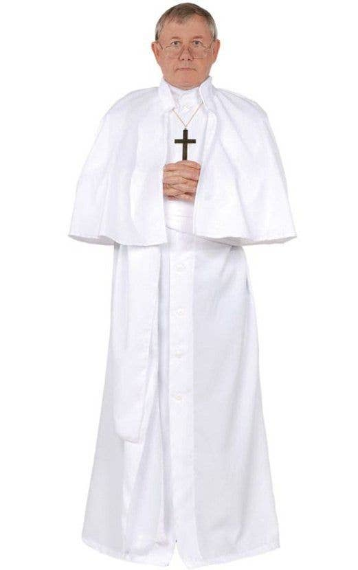 Religious Pope Plus Size Men\'s Fancy Dress Costume