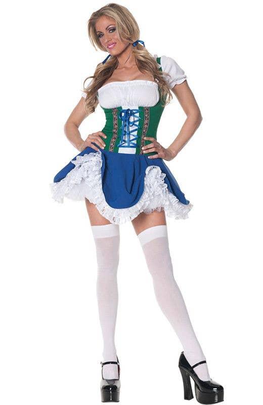 Sexy oktoberfest costume