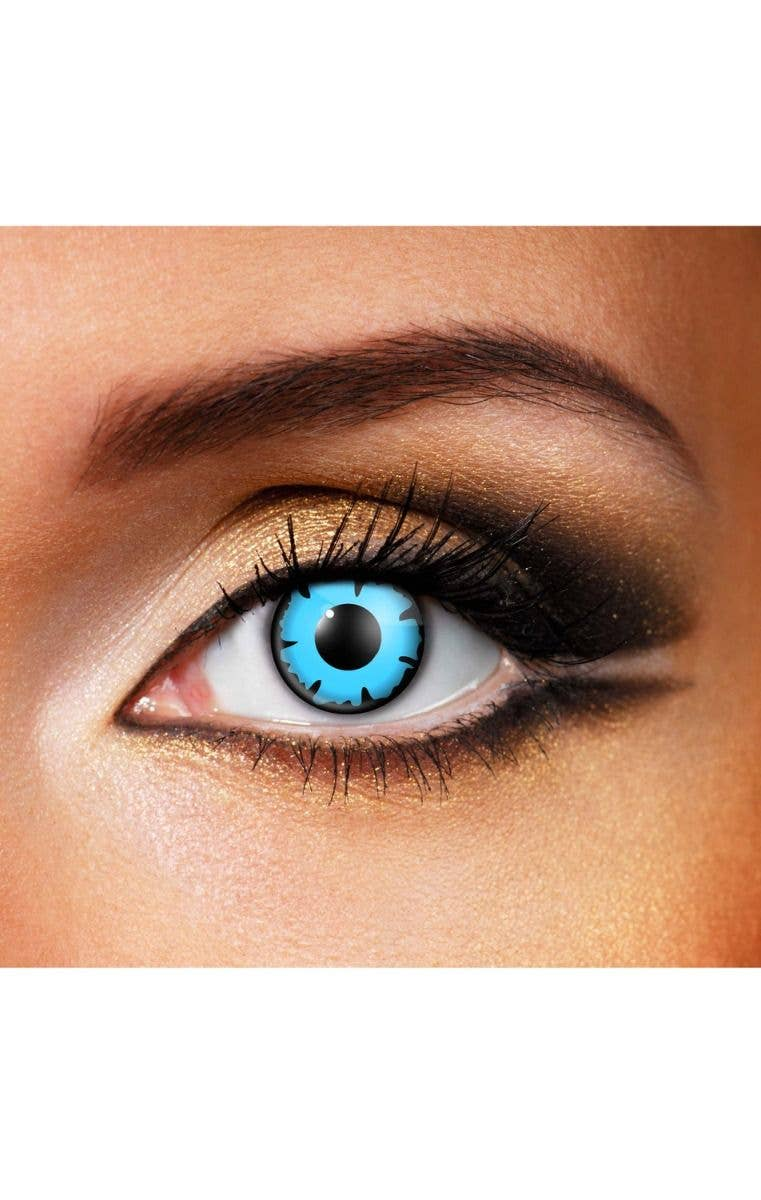 Wizard Eyes 90 Day Wear Fantasy Contact Lenses