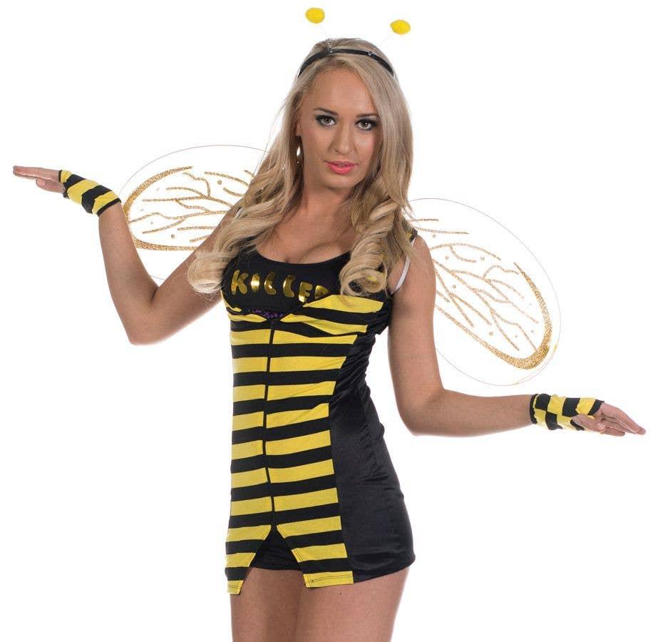 Bee girl sexy