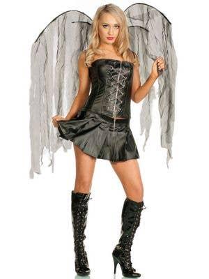 Gothic Fairy Halloween Wings