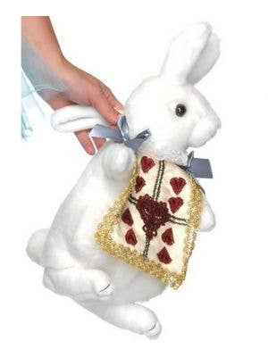 White Rabbit Costume Purse