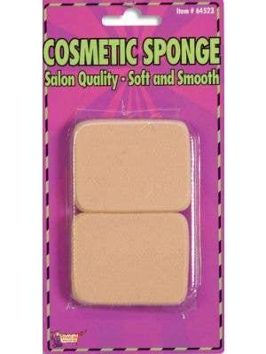 Cosmetic Makeup Sponges - 2 Pack