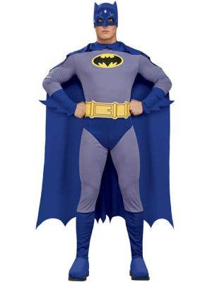 Brave and the Bold Batman Costume